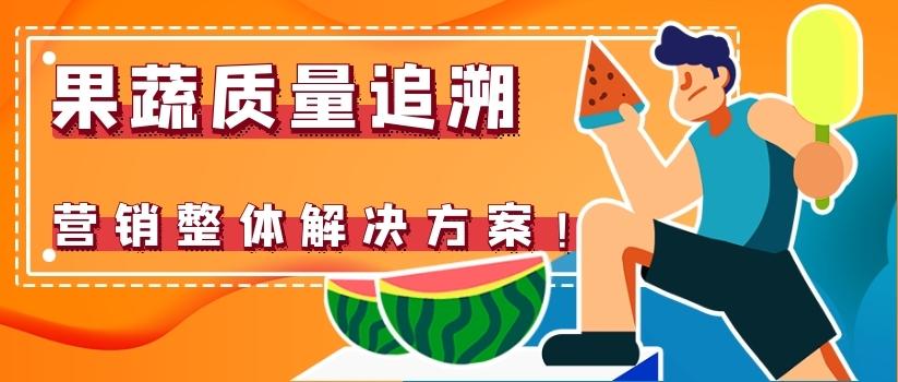 """农产品区块链溯源 解""""码""""果蔬行业的数字化溯源体系"""